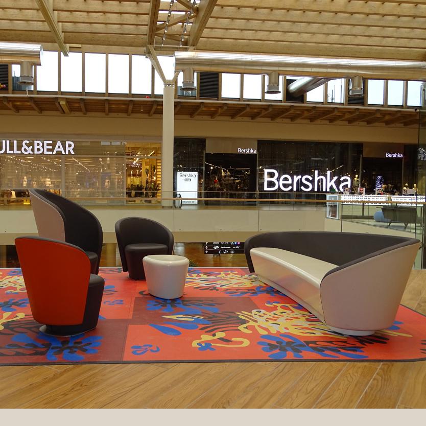 Allestimento centro commerciale fima arredo for Centro arredo